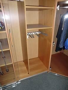 eck kleiderschrank systeme kleiderschr 228 nke geha system universal plexiglasfront eck
