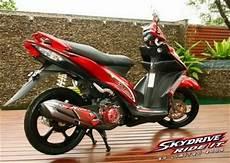Modifikasi Skydrive by Modifikasi Suzuki Skydrive Yg Keren Asmarantaka S