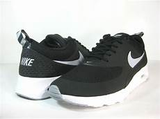 nike wmns air max thea black wolf grey anthracite 599409