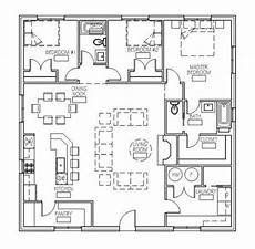 40x40 house plans the hideaway cottage 40 x40 in 2020 bedroom house
