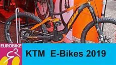 ktm e bikes 2019 presentation eurobike 2018