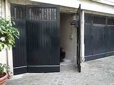 motorisation d un portail battant avec ouverture 224 l