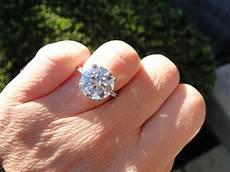 engagement rings brand new 6 03 platinum diamond