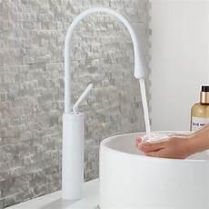 wasserhahn waschbecken einhebel tropfen design in schwarz