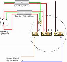 White And Black Two Wire Wiring Diagram Insulated by Identifying The Switch Cable Ceiling Wiring Diagrams