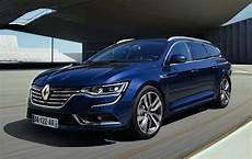 2016 renault talisman estate revealed in brings racy