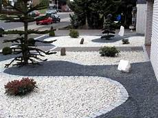 Vorgarten Mit Splitt Gestalten - 29 cool white gravel decorative ideas