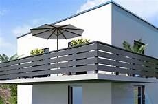 rexoboard alu balkonbretter 200mm anthrazit mit