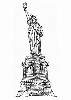 Malvorlagen New York Gratis York Para Colorir