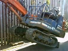 kubota kh 41 1 5 ton mini digger excavator arm