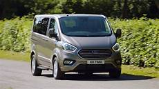2020 Ford Tourneo Custom In Hybrid Driving