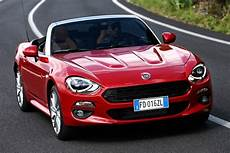 fiat 124 spider revealed pictures auto express
