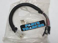Nos Polaris Panel Wiring Harness Connector Xplorer