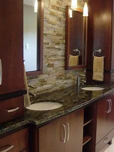 bathrooms wrapped in warm colors remodeling contractor
