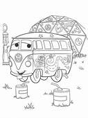FREE Disney Cars Coloring Pages  Free