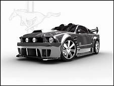 Sport Cars  Concept Gallery Mustang Gt