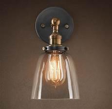 edison wandleuchte wandle glas loft retro design vintage steunk blackburn wandleuchte