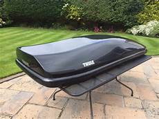 thule vision 850 roof box in ayr south ayrshire gumtree