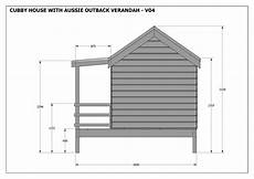 plans for a cubby house cubby house play house quot great aussie outback style