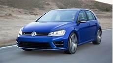 2016 Volkswagen Golf R Review Top Speed