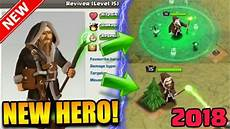 coc update 2018 clash of clans supercell leaked new 2018 update