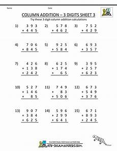 free 3 digit subtraction worksheets for 2nd grade 10572 second grade addition worksheets