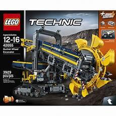 lego technic 42055 building kit wheel excavator 2