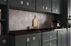 Ideen Fliesenspiegel Küche - fliesenspiegel in der k 252 che ideen mit patchwork mustern