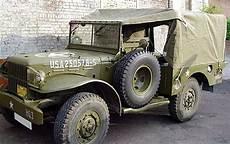 Dodge Wc 51 52 53 Voiture Militaire 1942 La Dodge