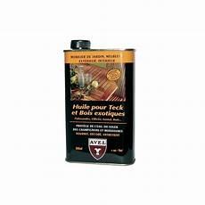 huile bois exotique huile pour teck bois exotique 500ml