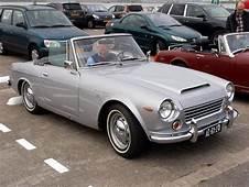Datsun 1600 Fairlady 1969 Dutch Licence