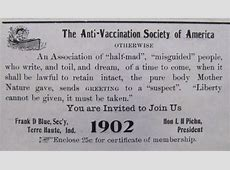 what is anti vax movement