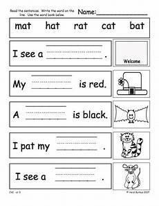 kindergarten cvc worksheets 2 cvc worksheets cvc words kindergarten worksheets