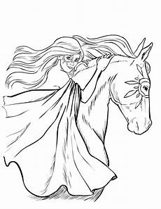 coloring pages of horses printable free coloring sheets