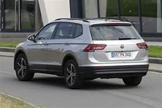 Seven Seat Volkswagen Tiguan Xl Scooped Ahead Of 2017