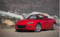 2012 Mazda Mx 5 Miata Special Edition And Grand Touring