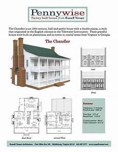 pennywise house plans russell versaci pennywise the chandler 2808 sq ft