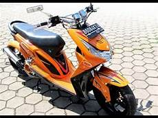 Warna Motor Keren by Cah Gagah Modifikasi Motor Honda Beat Airbrush