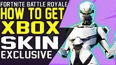 Fortnite Malvorlagen Xbox One Fortnite How To Get The Xbox One Skin Eon Skin Epic