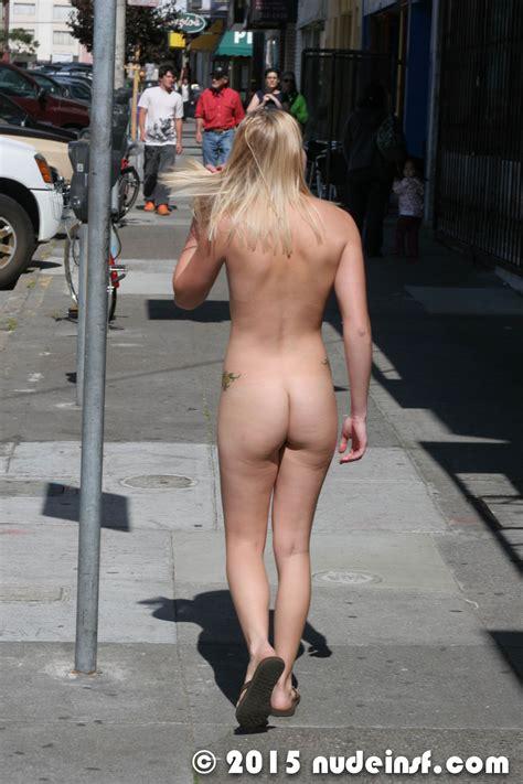 Walking Nude In Public