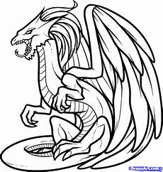 Ausmalbilder Coole Drachen Awesome Coloring Pages At Getcolorings Free