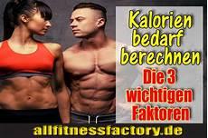 bodybuilding kalorienbedarf berechnen gesunde ern 228 hrung