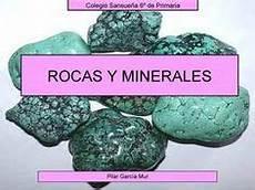 tipos de rocas science pinterest minerals teaching
