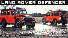 2019 land rover defender review rendered price specs