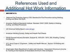 work permit program safety training by unc