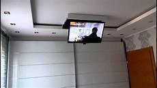 Elektrisch Klappbarer Decken Tv тв из потолка