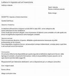 lettere di presentazione esempio esempio di lettera di presentazione per chi cerca lavoro