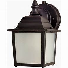 lighting side door 5 5 in w 1 light empire bronze outdoor wall sconce 66924eb the