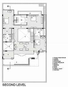 indian modern house plans indian modern house second floor plan