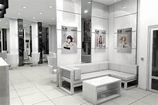 S A Salon Interior Design On Behance